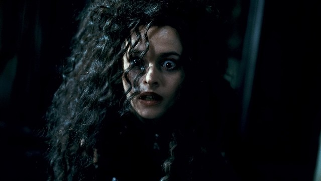 HELENA BONHAM CARTER Bellatrix Lestrange