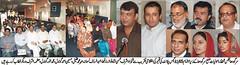 Pix news 14-11-2010 (Daily Rafaqat) Tags: club daily press tasneem sagar rizwan sargodha fedral quraishi rafaqat manister bhalwal sadidi