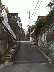 良い坂ではあるが、住みたくはない