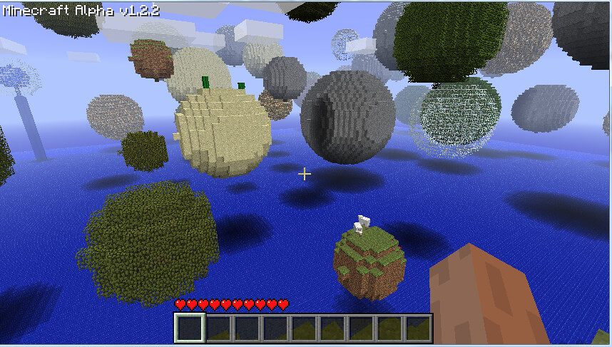 Planetoid mod 9minecraft. Net.