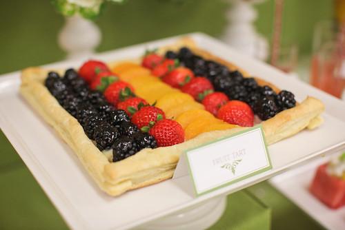veggie dessert table 6