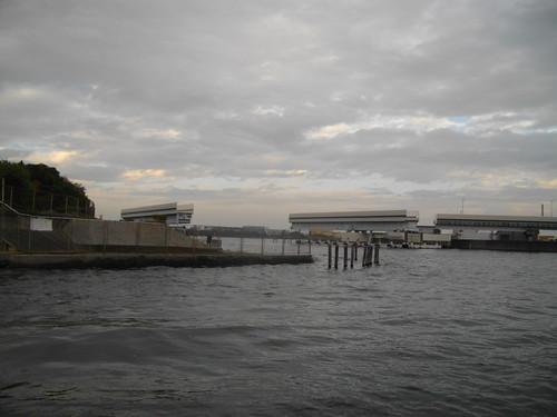 呑川河口から海老取運河
