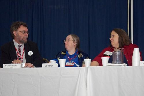 SFContario: Michael Swanwick, Jo Walton, Teresa Nielsen Hayden