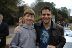 Wilson Alexander and Josh Harris, Cecil Alexander's Grandsons