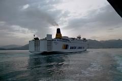 Σοφοκλής (vetaturfumare - thanks for 2 MILLION views!!!) Tags: ferry skies ominous greece corfu kerkyra adriatic igoumenitsa sophocles σοφοκλήσ