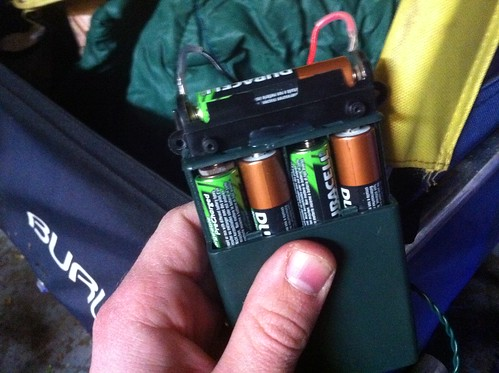 Battery Mod Interior