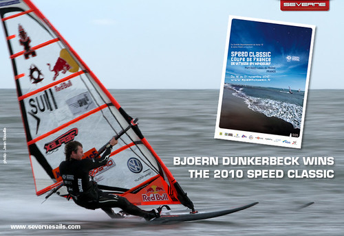 bjoern dunkerbeck win 2010 speed classic