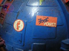 """TEENAGE MUTANT NINJA TURTLES :: """"Technodrome Scout Vehicle"""" { 1993 } KB Toys Reissue // ..detail xvii  (( 1998 ))"""