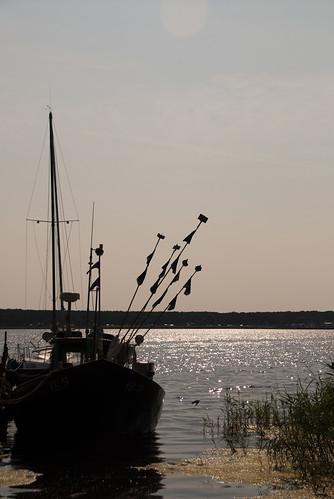 Rügeneindrücke - Fischerboot