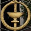 Ouroboros (Uroborus) (Leo Reynolds) Tags: squaredcircle sqparis ouroboros uroborus snake serpent sqset058 canon eos 7d 0004sec f80 iso200 180mm 05ev xleol30x hpexif xx2010xx