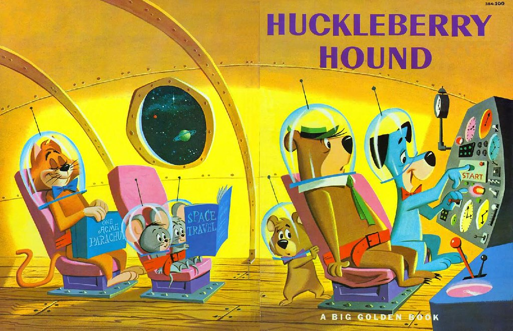 Huckleberry Hound001
