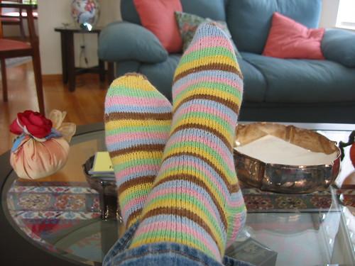 Gelato Socks