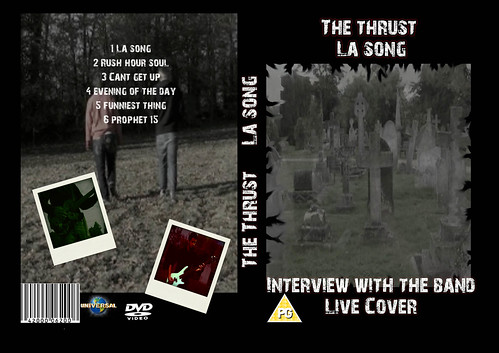 13T1-35 Music DVD Cover