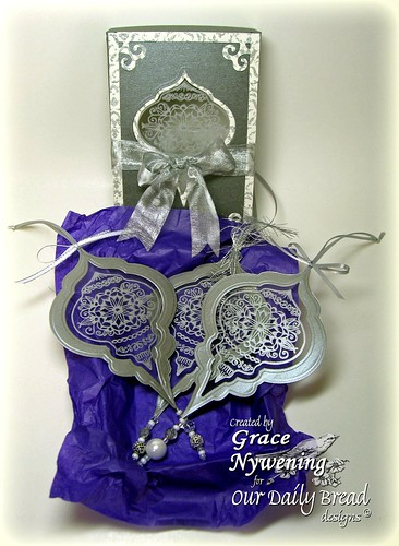 Silver-Ornament-Set