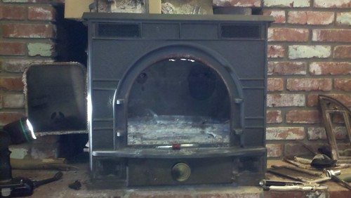DUTCHWEST FEDERAL AIRTIGHT WOOD STOVE pictures by rowdy542 - STOVES FEDERAL AIRTIGHT STOVES