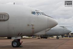 LX-N90455 - 22850 - NATO - Boeing E-3A Sentry - 100717 - Fairford - Steven Gray - IMG_3773