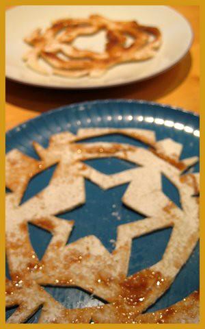 snowflake food