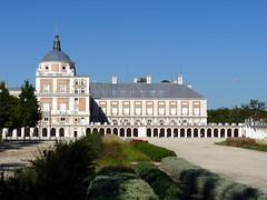Aranjuez - El Palacio de Aranjuez