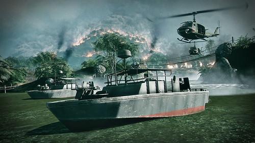 BFBC2 Battle of Hastings Vietnam DLC