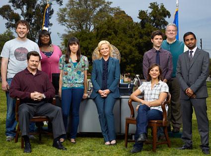 Parks & Rec Cast