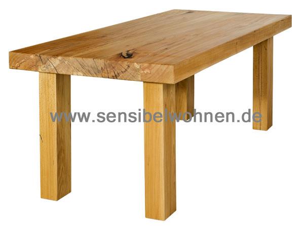 Tisch Massive Kernbuche (holzmoebelkontor.de) Tags: Wood Art Deutschland  Design Möbel Holz