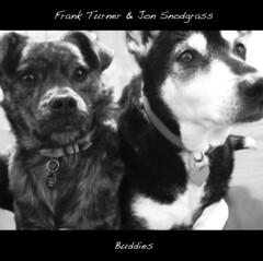 Frank Turner & Jon Snodgrass - Buddies Sleeve