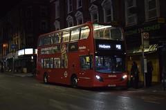 Metroline Alexander Dennis Enviro400H (TEH1218 - LK61 BJU) N98 (London Bus Breh) Tags: metroline metrolinetravel metrolinetravellimited alexander dennis alexanderdennis alexanderdennislimited adl alexanderdennisenviro400h enviro400h e400h e40h hybrid hybridbus hybridtechnology teh teh1218 lk61bju 61reg london buses londonbuses bus londonbusesrouten98 routen98 kilburn kilburnhighroad kingsgateplace tfl transportforlondon
