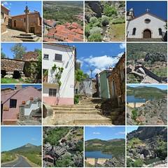Idanha-a-Nova I (Pedro Nuno Caetano) Tags: fdsflickrtoys portugal idanhaanova penhagarcia pr3rotadosfósseis percursopedestre journey mosaic