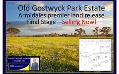 Lot 404 Old Gostwyck Park Estate, Armidale NSW