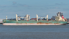 Strategic Equity. (PRA Images) Tags: strategicequity imo9689902 bulkcarrier mtm mtmshipmanagement ship shipping rivermersey portofliverpool