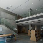 Nishinomiyahama Public Hall is a part of project of Nishinomiya Shell Museum.