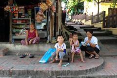 Corner Store (okirob photo) Tags: laos luangprabang seasia community family shop store street travel robertmallon