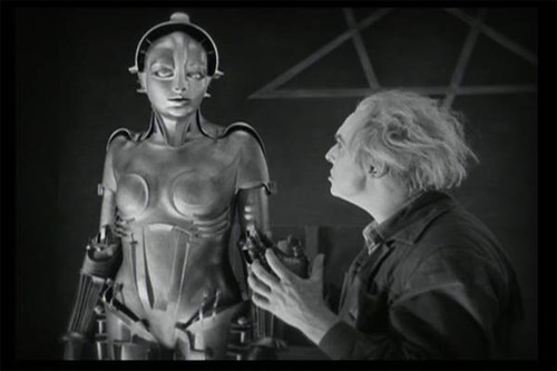 The Robot - Metropolis