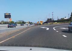 Highway 101 stroop test @ University Ave