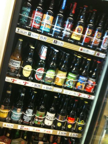 Hockinson Market Micro-brews