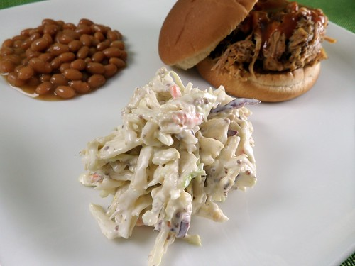 Kacey's Kitchen - Blue Cheese Coleslaw 1