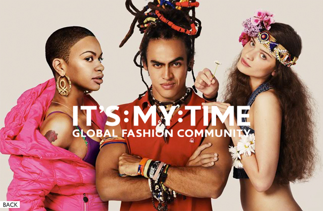 Benetton Its My Time Fall 2010 campaign 02