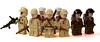 Japanese Army (*Nobodycares*) Tags: infantry army japanese lego wwii worldwarii 99 type ww2 soldiers guns knives spec troops lmg ops paratroopers worldwar2 brickarms aww2 brickforge minifigcat weirdwarii weirdwar2 awwii