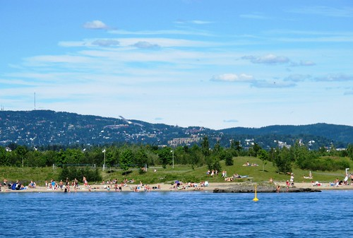 Summer boating on the Oslo Fjord #2