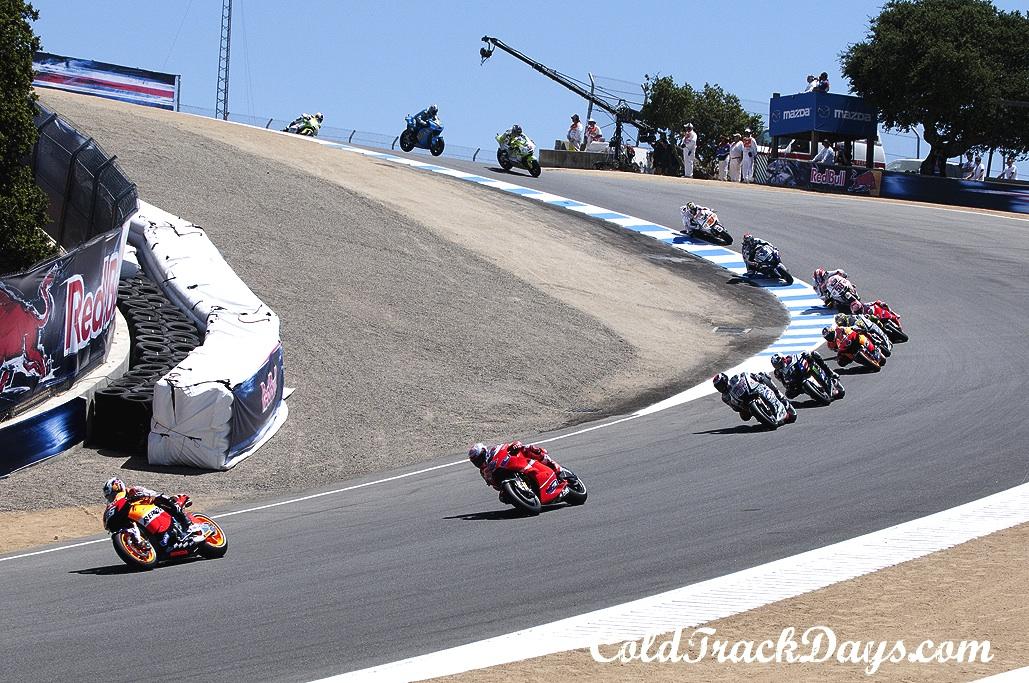 MotoGP // LORENZO WINS AGAIN @ LAGUNA SECA