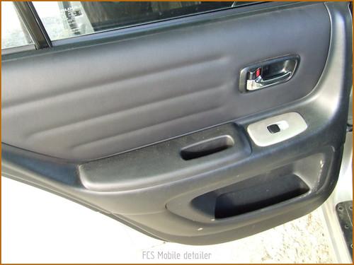 Detallado interior integral Lexus IS200-07