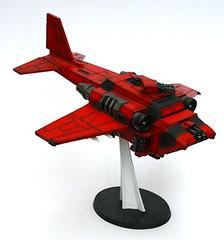 Ravenous Storm Gunship