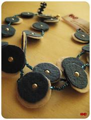 perle 1 (mcf_dynamicamente ^_^) Tags: handmade creazioni feltro colori molise gioielli campobasso riccia orecchini mariacarmenfanelli
