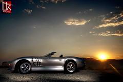 Shelby Series 1 (Paganikon) Tags: sunset car 1 nikon photoshoot flash monaco shelby series d200 supercar 1224 sb900
