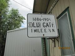 Gate, OK