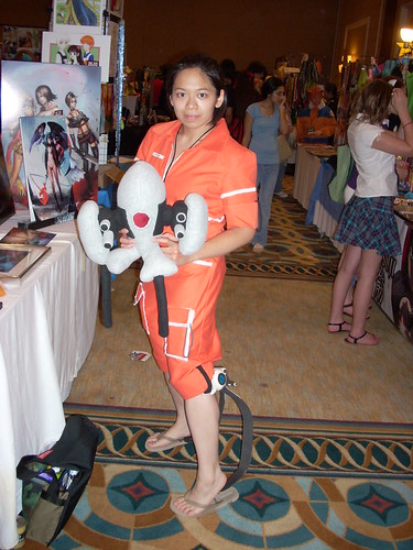portal 2 chell cosplay. Awa u chell from portal props