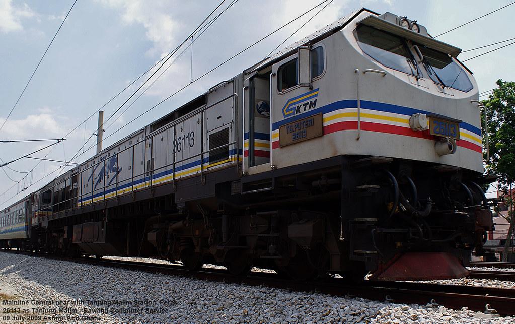 26113 at Tanjung Malim