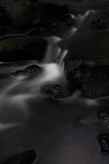 after the rain.... (seeker0204) Tags: nature water stone creek forest canon waterfall rocks wasser wasserfall natur fliesen floating bach fels wald stein langzeitbelichtung longtimeexposure bachlauf eos50d waldbach seeker0204