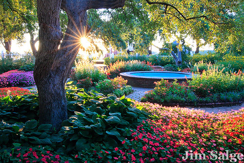 Jim Salge Photography - Sunrise in Prescott Park