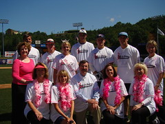 2010 PA Home Run Derby at the Scranton/Wilkes-Barre Yankees Team Photo: Team Rep. Karen Boback